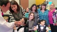 La conmovedora historia de una madre puertorriqueña que dejó todo por cumplir el sueño de su hijo con discapacidad