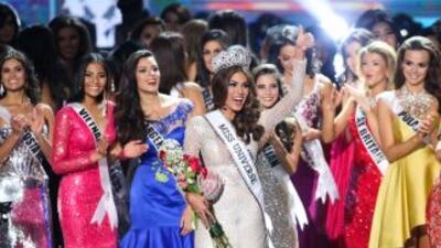 Miss Universo al rescate
