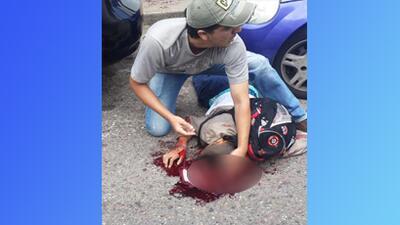 Adolescente muere de un disparo durante protesta en Venezuela
