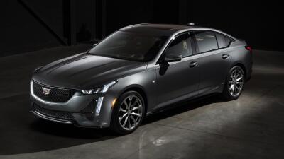 ¿Será el Cadillac CT5 2020 el último sedán de lujo de General Motors?