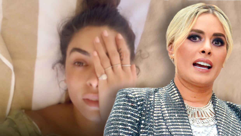 A Galilea Montijo no la operaron, ni se está divorciando: la productora de Hoy dice qué le pasa - Univision