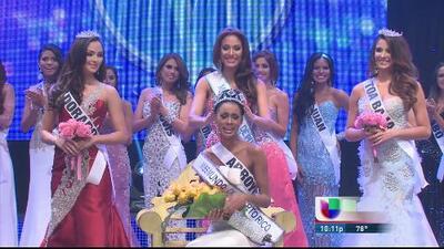 Génesis Dávila es la nueva Miss Mundo de Puerto Rico