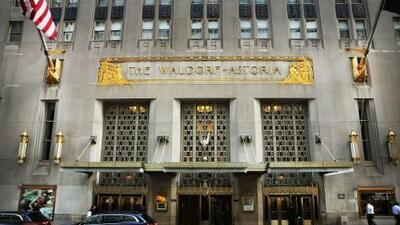 Hilton vende el Waldorf Astoria de Nueva York por mil 950 millones de dólares
