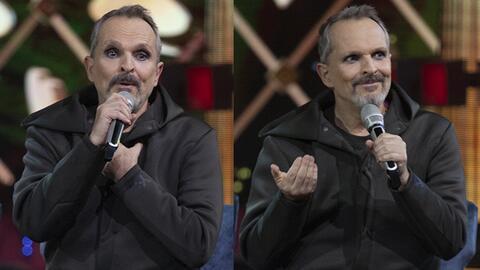 """""""Perdón por esta voz que tengo"""": Miguel Bosé habla de la condición actual de su voz"""