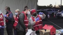 Inicia operaciones bajo control estatal el centro de vacunación contra el covid-19 al este del Valle