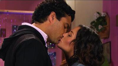 Miguel Ángel y Lupita se reconciliaron