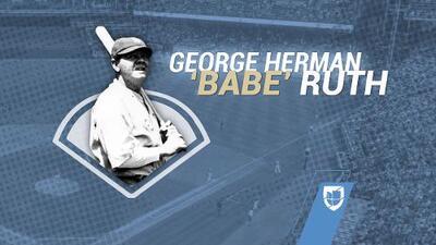 A 70 años de la muerte de 'Babe' Ruth, el atleta del siglo, su legado sigue vivo