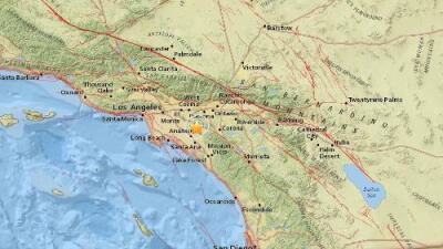 Temblor de magnitud 3.0 estremeció el condado de Orange en California