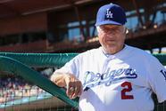 Murió Tommy Lasorda, legendario manager de los Dodgers