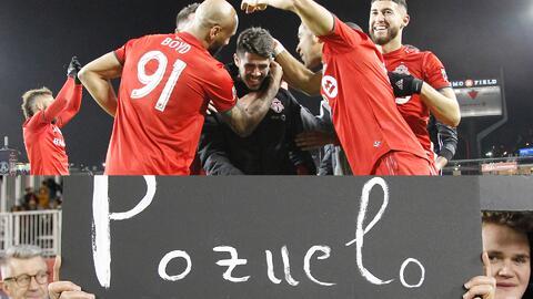 Un nuevo 'crack' con sello español: Alejandro Pozuelo regresa esperanza de título al Toronto FC
