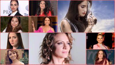 10 heroínas de televisión que saben defenderse