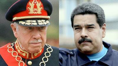 From Pinochet to Maduro