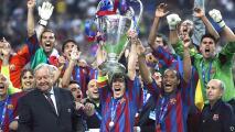 Así sumó Barsa su segunda Champions hace 14 años