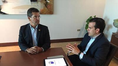 Pedro Pierluisi asesorará a Ricardo Rosselló sobre la junta de control fiscal