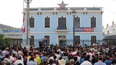 En medio del duelo nacional, el expresidente peruano Alan García será velado en la sede de su partido