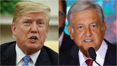 La primera conversación entre Trump y AMLO: una llamada telefónica de media hora sobre temas bilaterales