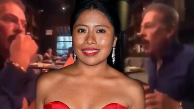 Este es el video donde el actor Sergio Goyri insulta a Yalitza Aparicio por su nominación al Oscar