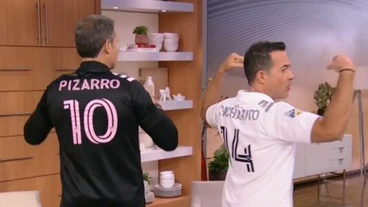 Las más vendidas: Vela, Chicharito y latinos dominan las playeras de MLS