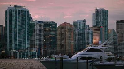 Pronostican un miércoles caluroso en Miami con posibilidad de chubascos pasajeros