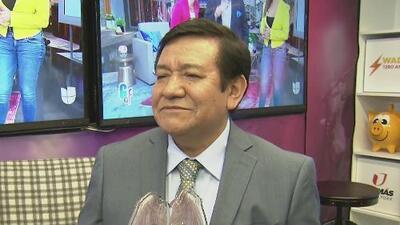 Sus esfuerzos por fomentar el deporte en los niños, le permitieron a este peruano convertirse en un 'Ángel del 41'