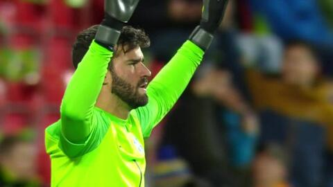 Highlights: Brazil at Czech Rep on March 26, 2019