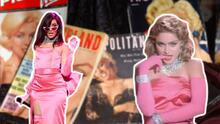 Camila Cabello se convierte en una 'chica material' para rendirles homenaje a Madonna y a Marilyn Monroe