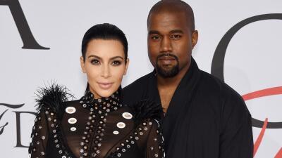 Kanye West y Kim Kardashian se toman con 'tranquilidad' los rumores sobre su divorcio