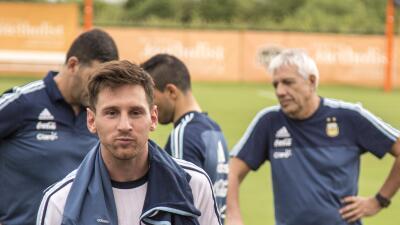 Selección argentina, sensación en Houston