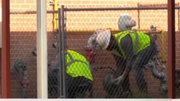 Evacuan a alumnos y maestros tras alerta de fuga de gas en la escuela Alison