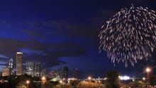Chicago se queda sin su tradicional espectáculo de fuegos artificiales de Nochevieja en Navy Pier