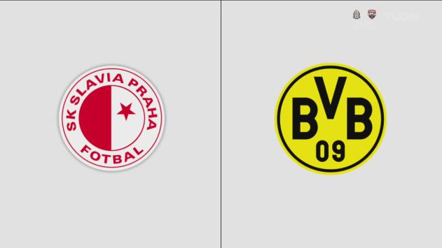 Slavia Praga 0-2 Borussia Dortmund – Goles y Resumen – Grupo F – Champions League
