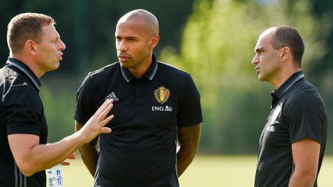 Bélgica y todas sus estrellas buscará frente al Tri su séptima victoria consecutiva