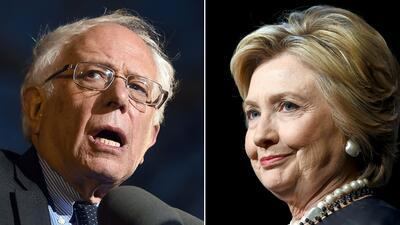 Clinton, Sanders y Trump se preparan para nueva ronda de elecciones: notas del día