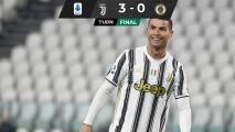 ¡Gran festejo! Cristiano Ronaldo anota gol en su juego 600 de Liga
