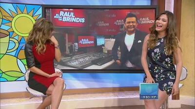 Raul Brindis en Despierta América