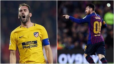 Atlético de Madrid vs. Barcelona, la muralla Colchonera contra la artillería Azulgrana
