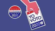 Esto es lo que debes saber para votar en Illinois: por correo, anticipado o en persona el día de las elecciones