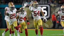 Jugador de San Francisco 49ers dio positivo por Coronavirus