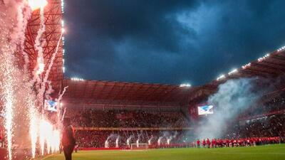 Estadio del Toluca, el segundo mejor inmueble del 2017