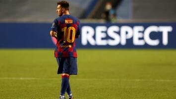Todos los DT's que han dirigido a Messi en el Barcelona