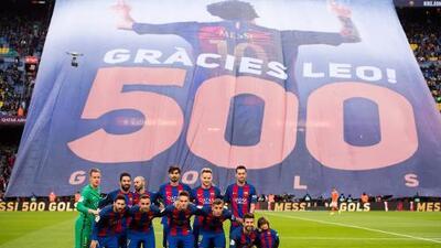 Un Barcelona motivado se ensañó con el Osasuna y le metió 7