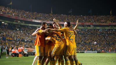 'Volcán', una fortaleza para Tigres en Copa Libertadores