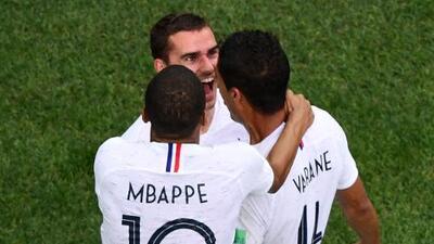 Jugadores de Francia protagonizan bochornoso incidente tras visitar un club nocturno en Moscú