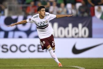 En fotos: la jerarquía de México para vencer a Martinica y ser líder en la Copa Oro