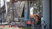 En un minuto: México investiga las responsabilidades tras el accidente de metro que deja 25 muertos
