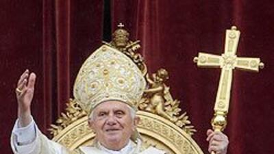 El Papa pidió por Haití y Chile en su mensaje de Pascuas