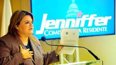 """Jenniffer González: """"Mi plan para Washington es sencillo: voy a exigir igualdad en todos los programas"""""""