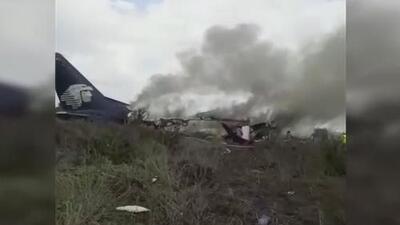 Concluyen que accidente de avión de Aeroméxico en Durango no fue provocado por un aprendiz de piloto