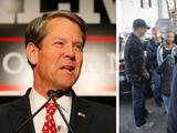 Gobernador de Georgia anuncia extensión de cooperación con ICE para acelerar deportaciones