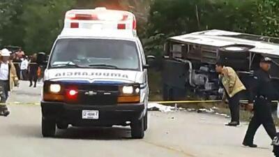 Turistas que salieron de cruceros en Florida sufren accidente en México en el que murieron al menos 12 personas